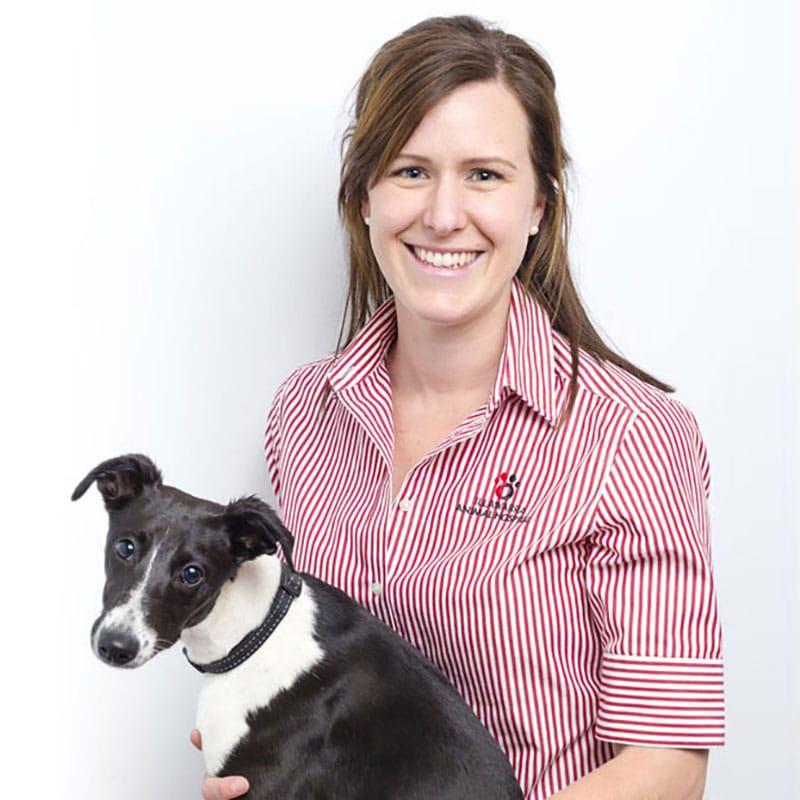 Simone veterinarian